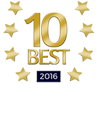 10 Best 2016 for Client Satisfaction - Criminal Law